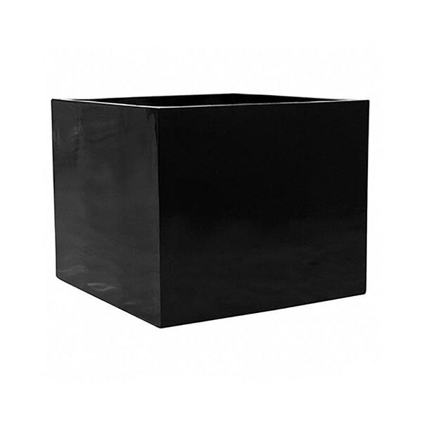 Sturdy Square Planter Box by Pottery Pots