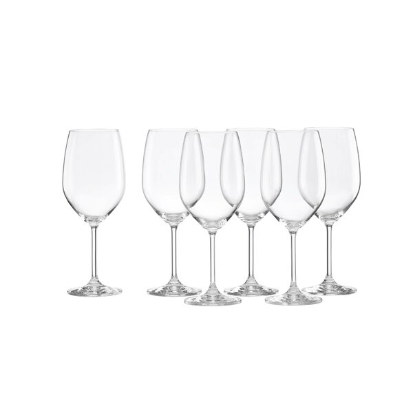 Tuscany Classics White Wine Glass Set (Set of 6) b