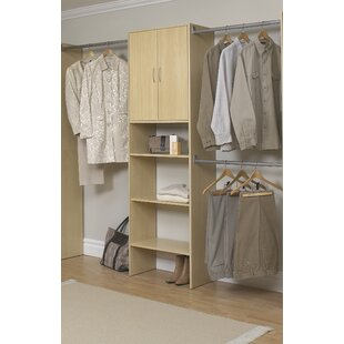 Merveilleux Selectives 307.5cm Wide Clothes Storage System ...