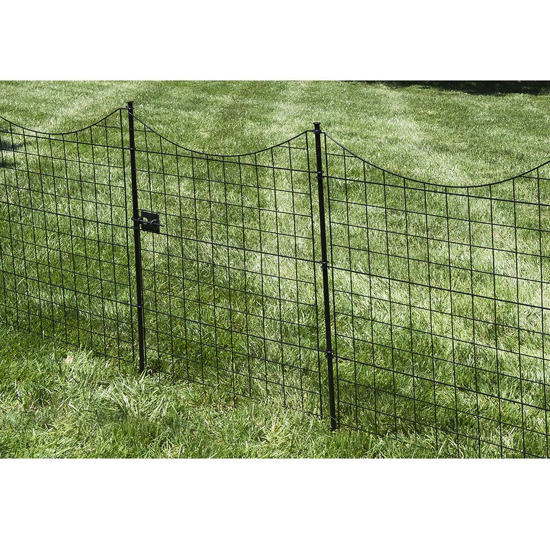 3 Ft W Zippity Garden Fence