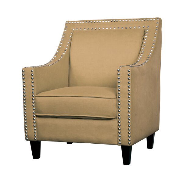 Ebron Traditional Armchair by Charlton Home