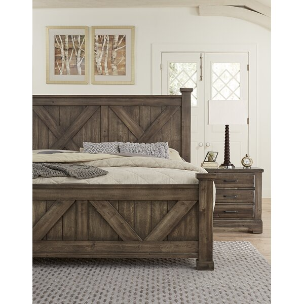 Karina Panel Headboard by Gracie Oaks