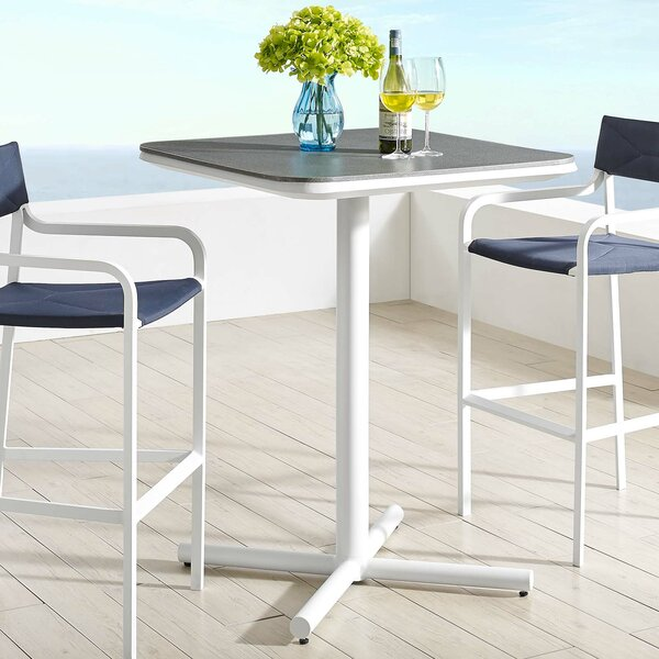 Merlene Patio Bar Table By Ivy Bronx by Ivy Bronx Coupon