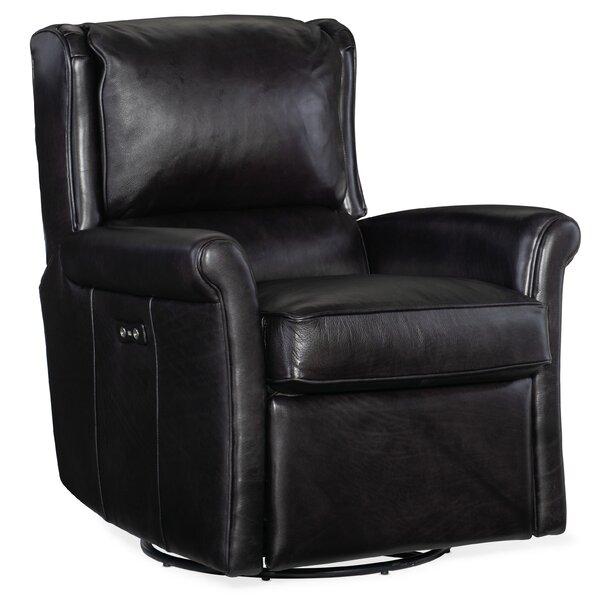 Fergeson Swivel Recliner By Hooker Furniture