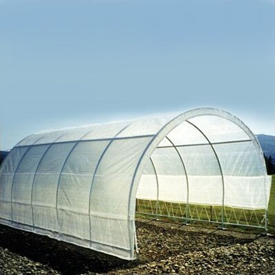 Weatherguard 12 Ft. W x 20 Ft. D Commercial Greenhouse by Jewett Cameron
