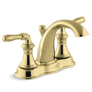 Brass Bathroom Sink Faucets You Ll Love Wayfair