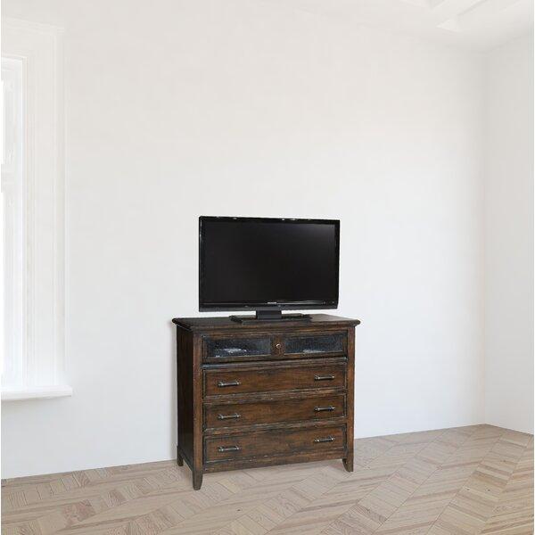 Home & Outdoor Montanez 3 Drawer Dresser