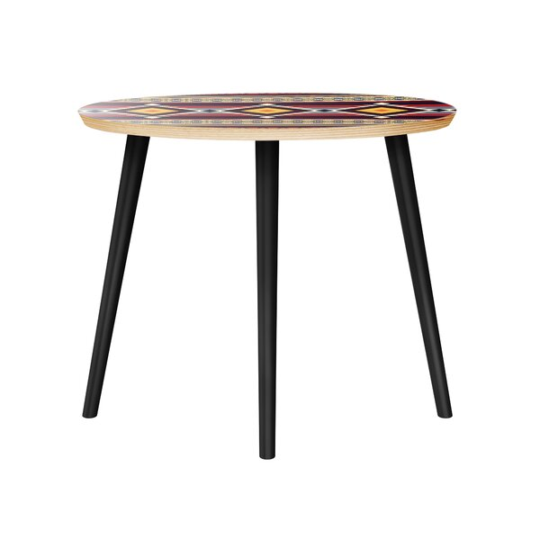 Jermaine End Table by Brayden Studio