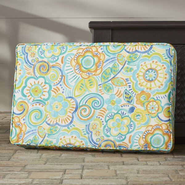 Beatrice Corded Indoor/Outdoor Floor Pillow by Latitude Run