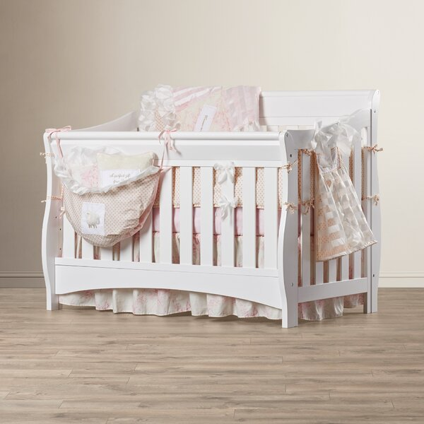 Sadie 9 Piece Crib Bedding Set by Viv + Rae
