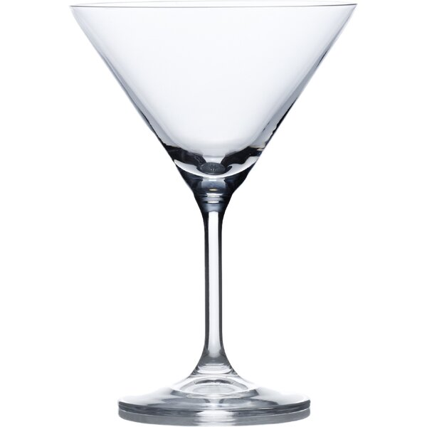 Laura 12 oz. Crystal Cocktail Glass (Set of 4) by Mikasa