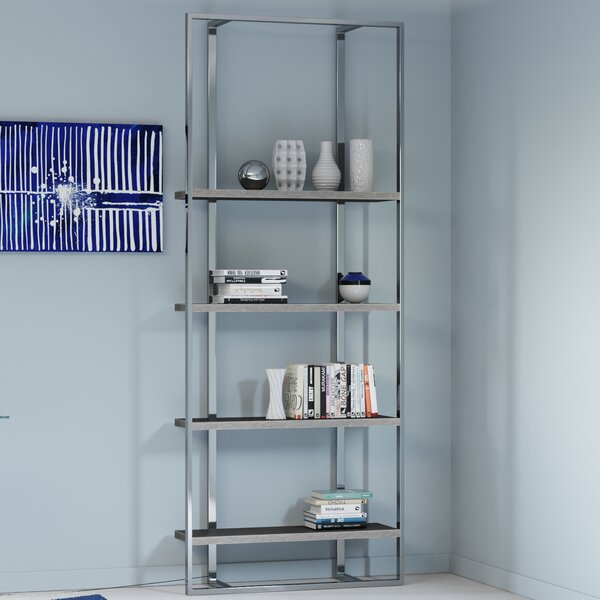 Club Dalton Etagere Bookcase by Sunpan Modern