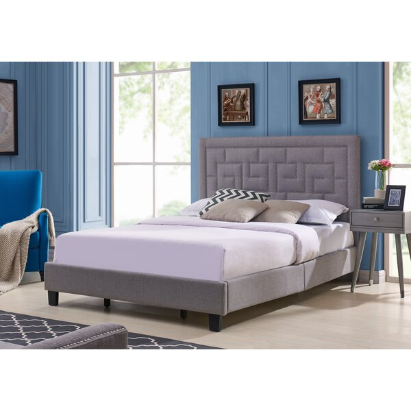 Wyckhoff Queen Upholstered Standard Bed by Mercer41
