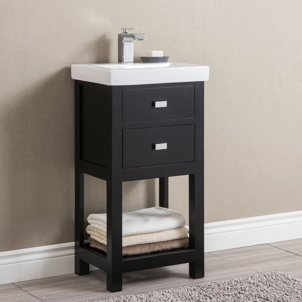 Knighten 18 Single Bathroom Vanity Set by Zipcode