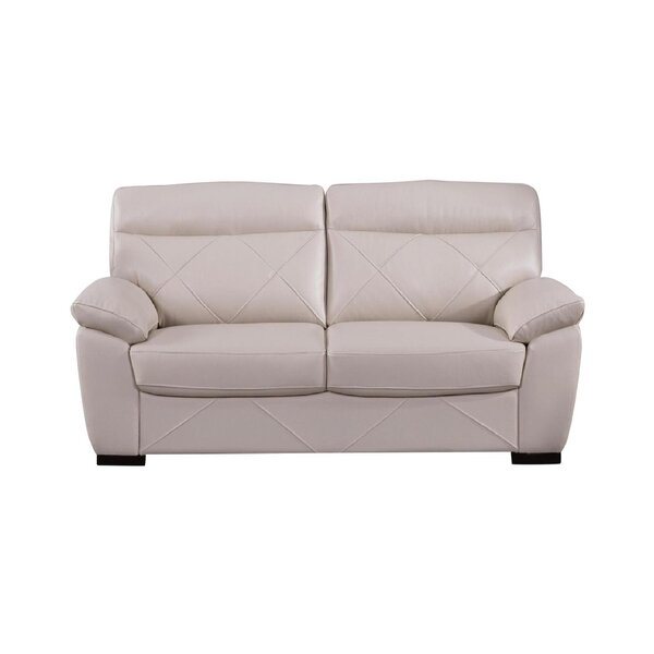 New Collection Otto Loveseat by Orren Ellis by Orren Ellis