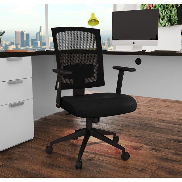 Capricornus Mesh Desk Chair by Latitude Run