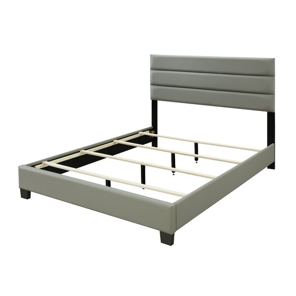 Lachine Upholstered Standard Bed by Winston Porter