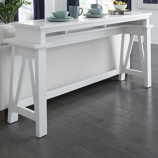 Beachcrest Home White Console Tables