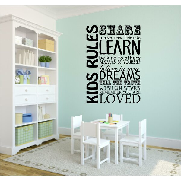 Kids Playroom Decor | Wayfair