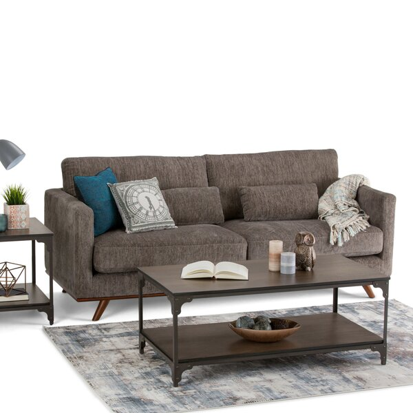 Review Summerdale Rectangle Coffee Table