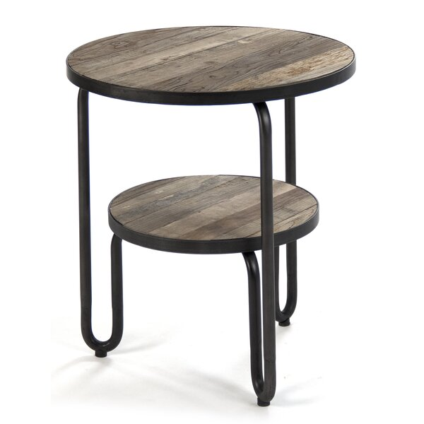 Alberta End Table by Zentique