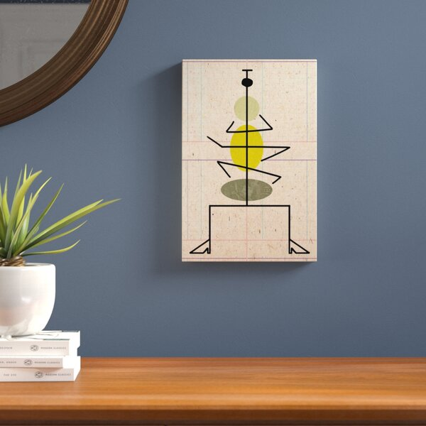 Macarena Painting Print on Canvas by Langley Street