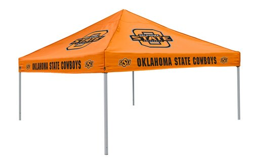 Collegiate Orange Tent - Oklahoma State by Logo Brands