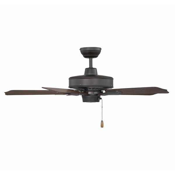 43 Blase 5-Blade Outdoor Ceiling Fan by Williston Forge