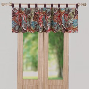 Tivoli Window Curtain Valance