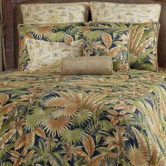 Delavan 4 Piece Comforter Set
