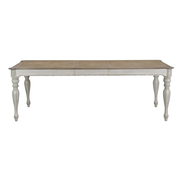 Laramie Extendable Dining Table by Ophelia & Co. Ophelia & Co.