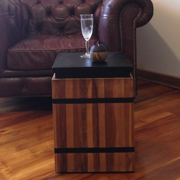 End Table by Chic Teak