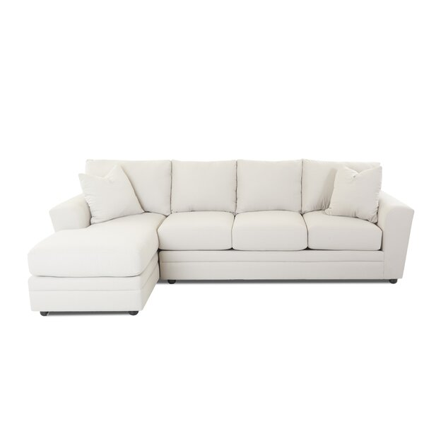 Gerrald 124-inch Sectional By Birch Lane™ Heritage