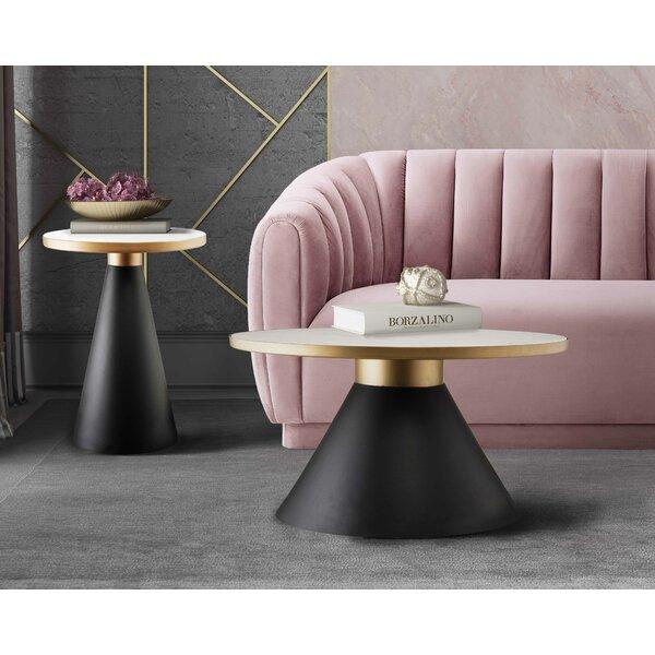 Cohutta 2 Piece Coffee Table Set by Everly Quinn Everly Quinn