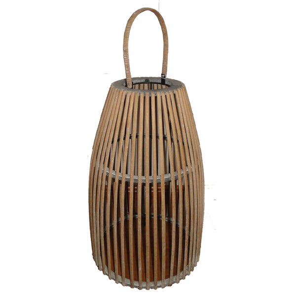 Bamboo Lantern by World Menagerie