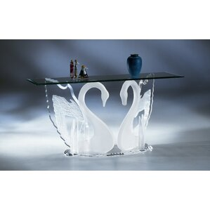 Legend Swan End Table by Shahrooz