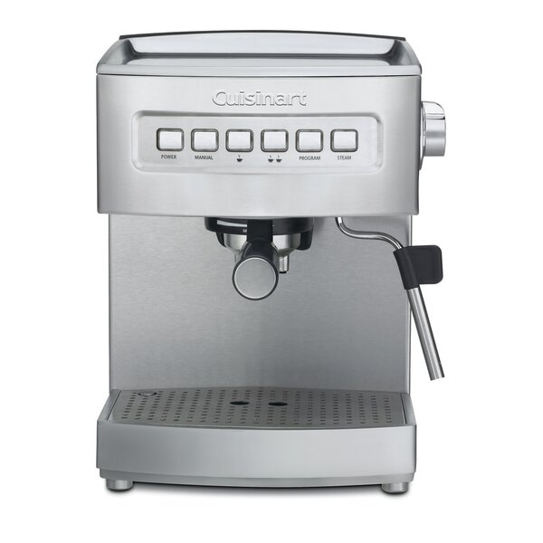 Programmable Espresso Maker by Cuisinart