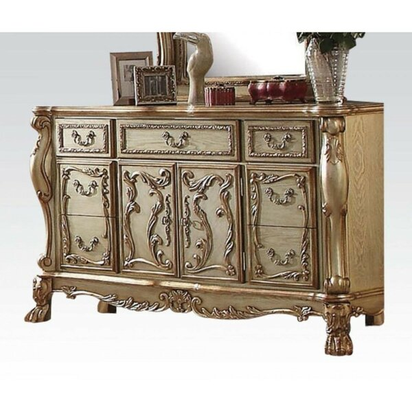Sumiton Wooden 7 Drawers Combo Dresser by Astoria Grand
