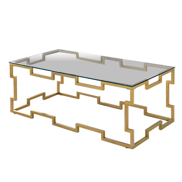 Asbury Coffee Table By Everly Quinn