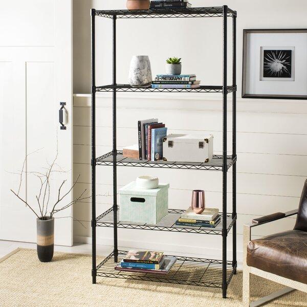 71.6 x 35.43 Etta 5-Shelf Wire Rack by happimess