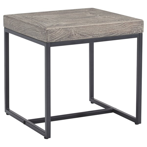 Quimby End Table by Gracie Oaks