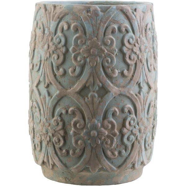 Decorative Ceramic Pot Sculpture by Mistana
