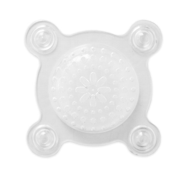 Vinyl Drain Shield with Suction Cups by Sweet Home Collection