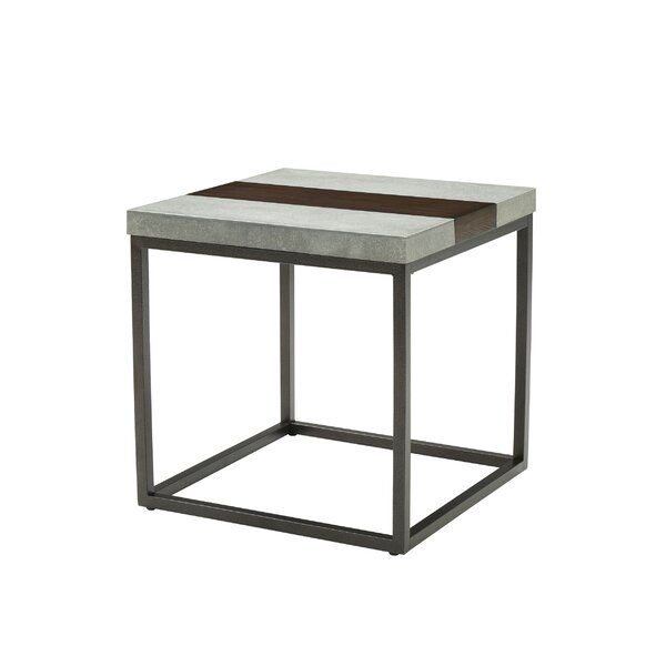 Cleavenger End Table by 17 Stories
