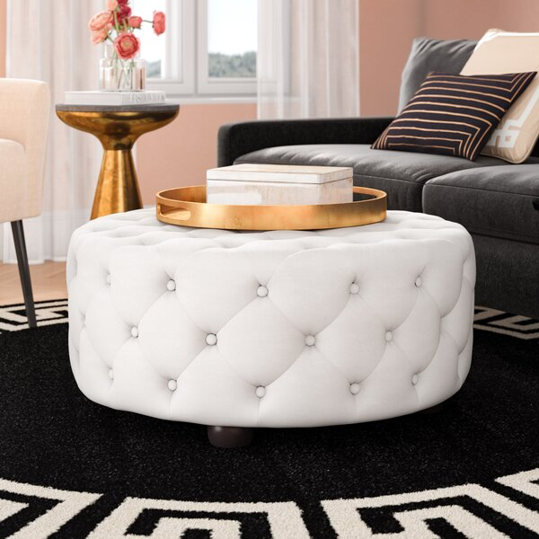 Jones Ottoman by Willa Arlo Interiors