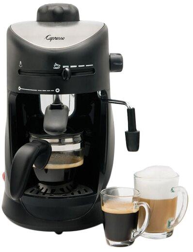4 Cup Espresso & Cappuccino Machine by Capresso