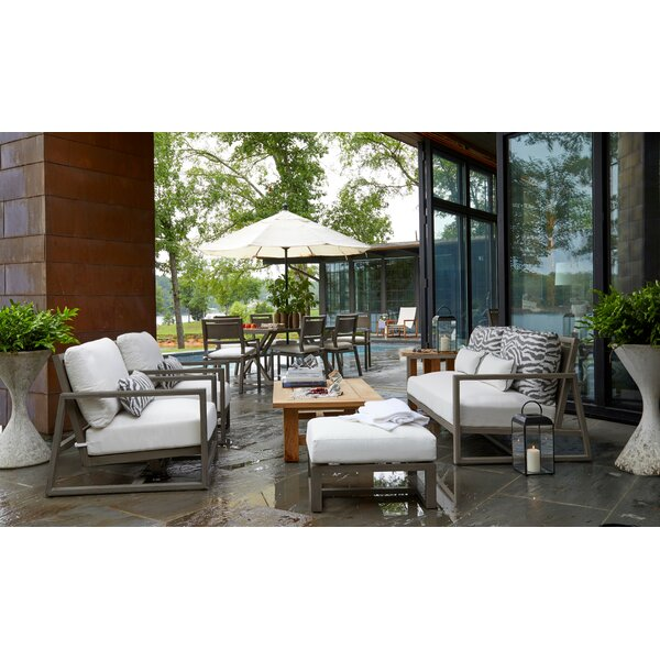 Avondale Seating Group with Sunbrella Cushions by Summer Classics