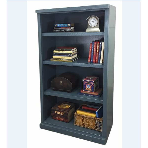 Maris Rustic Standard Bookcase By Longshore Tides