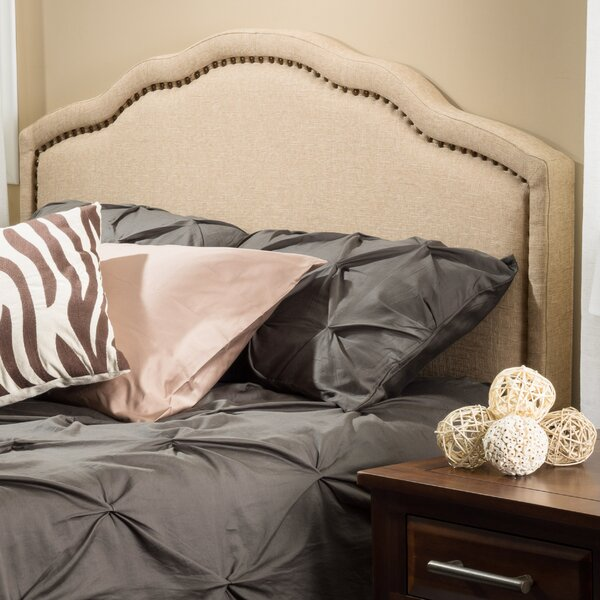 Oaklee Upholstered Panel Headboard by Ophelia & Co.