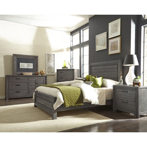 Axl Panel Configurable Bedroom Set by Gracie Oaks